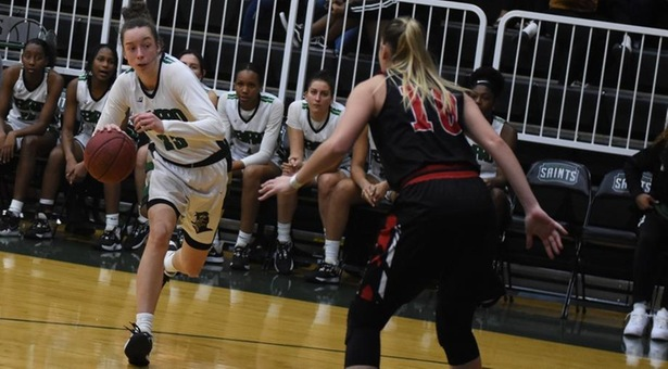 Lady Saints Continue Dominance in the Green House