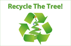 Christmas Tree Disposal Offered