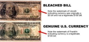 Counterfeit Bills Showing Up In Ulysses