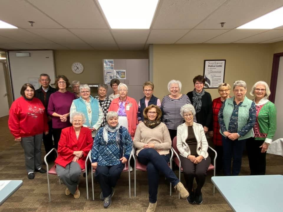 SWMC Auxiliary Celebrates Community Volunteers