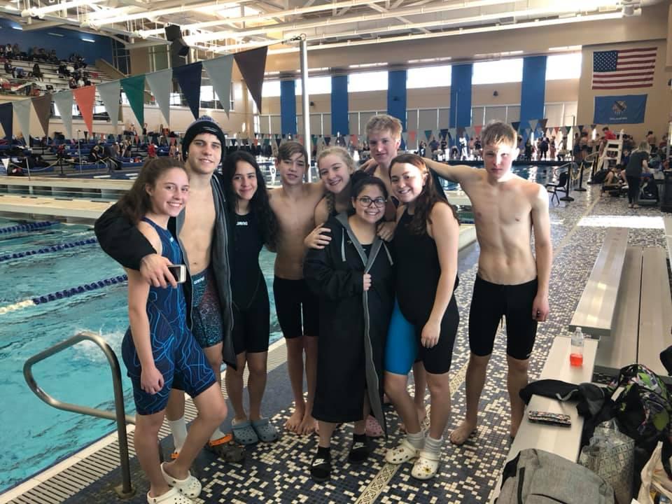 Guymon Swim Team Sends Several to State