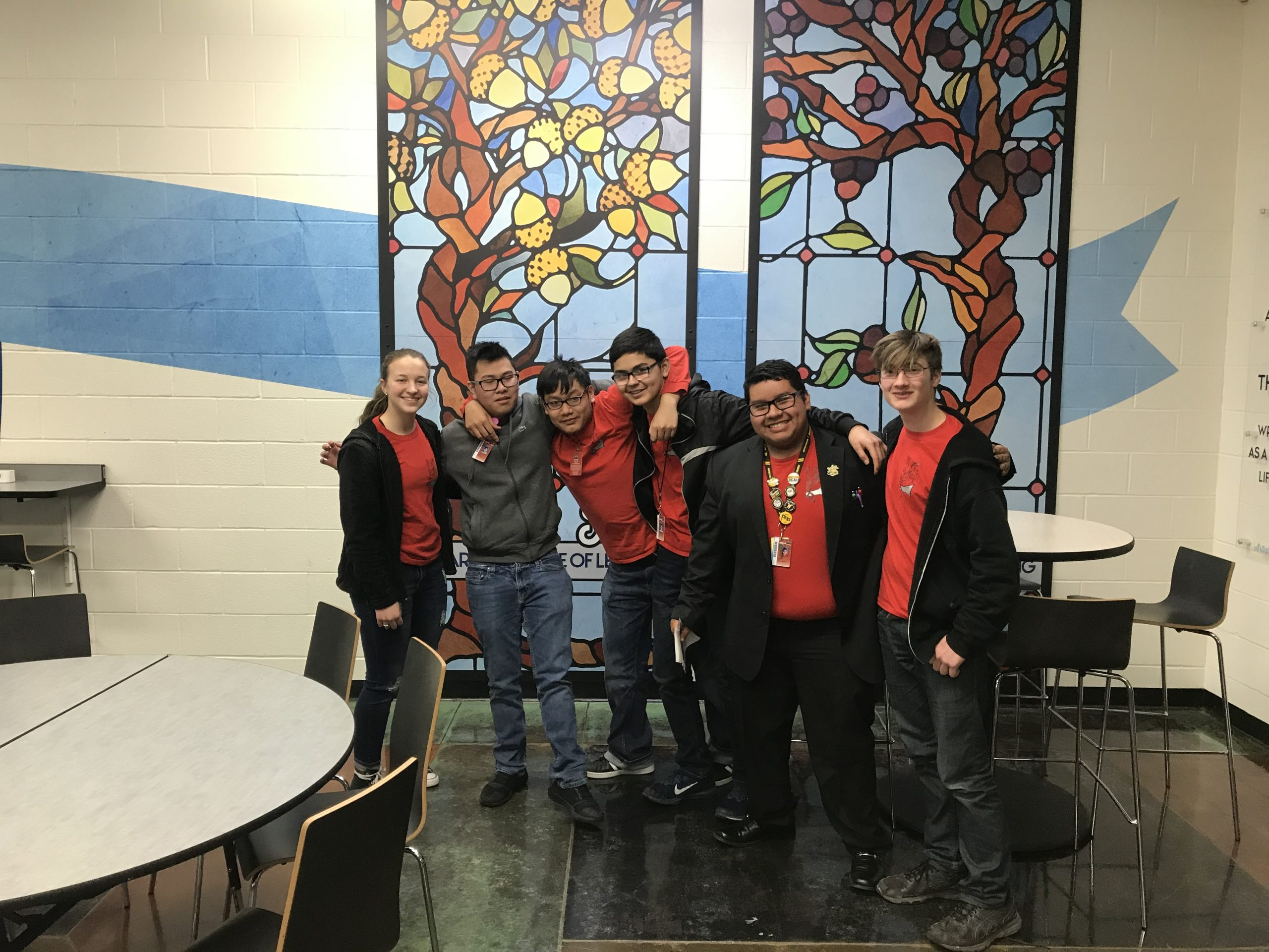 Liberal Scholars Bowl Makes State