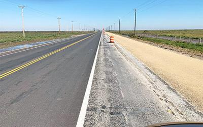 Passing Lane Work to Begin on Us Highway 83