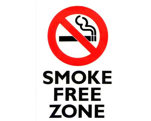 SCCC Center Campus Designated as Smoke-Free