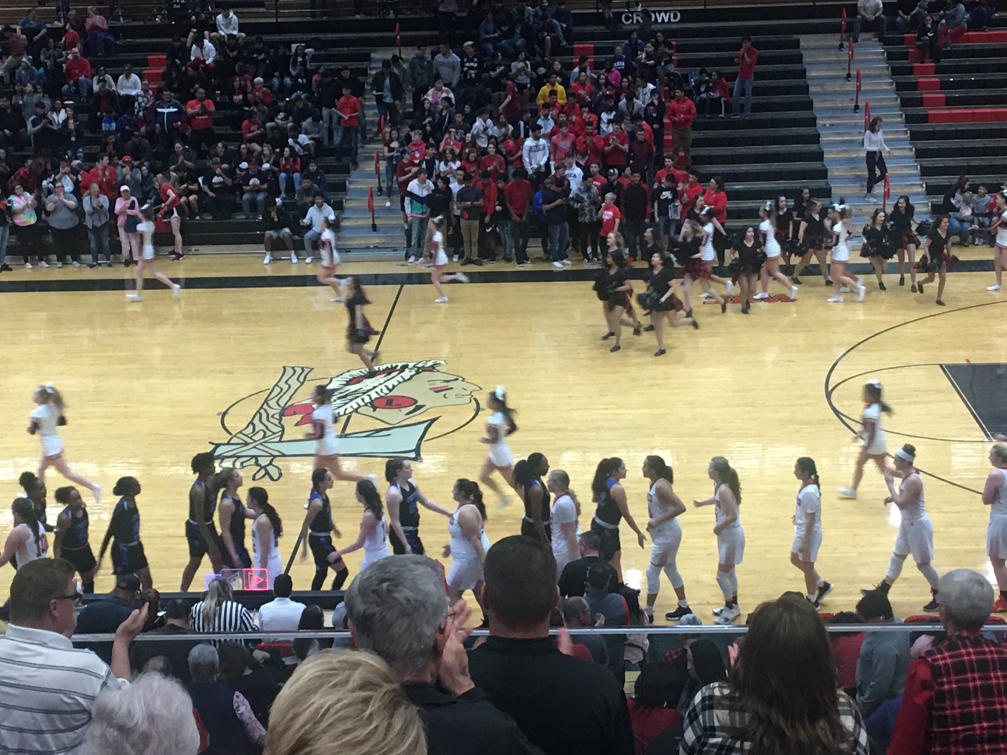 Lady Redskins Dominant in Win Over Junction City