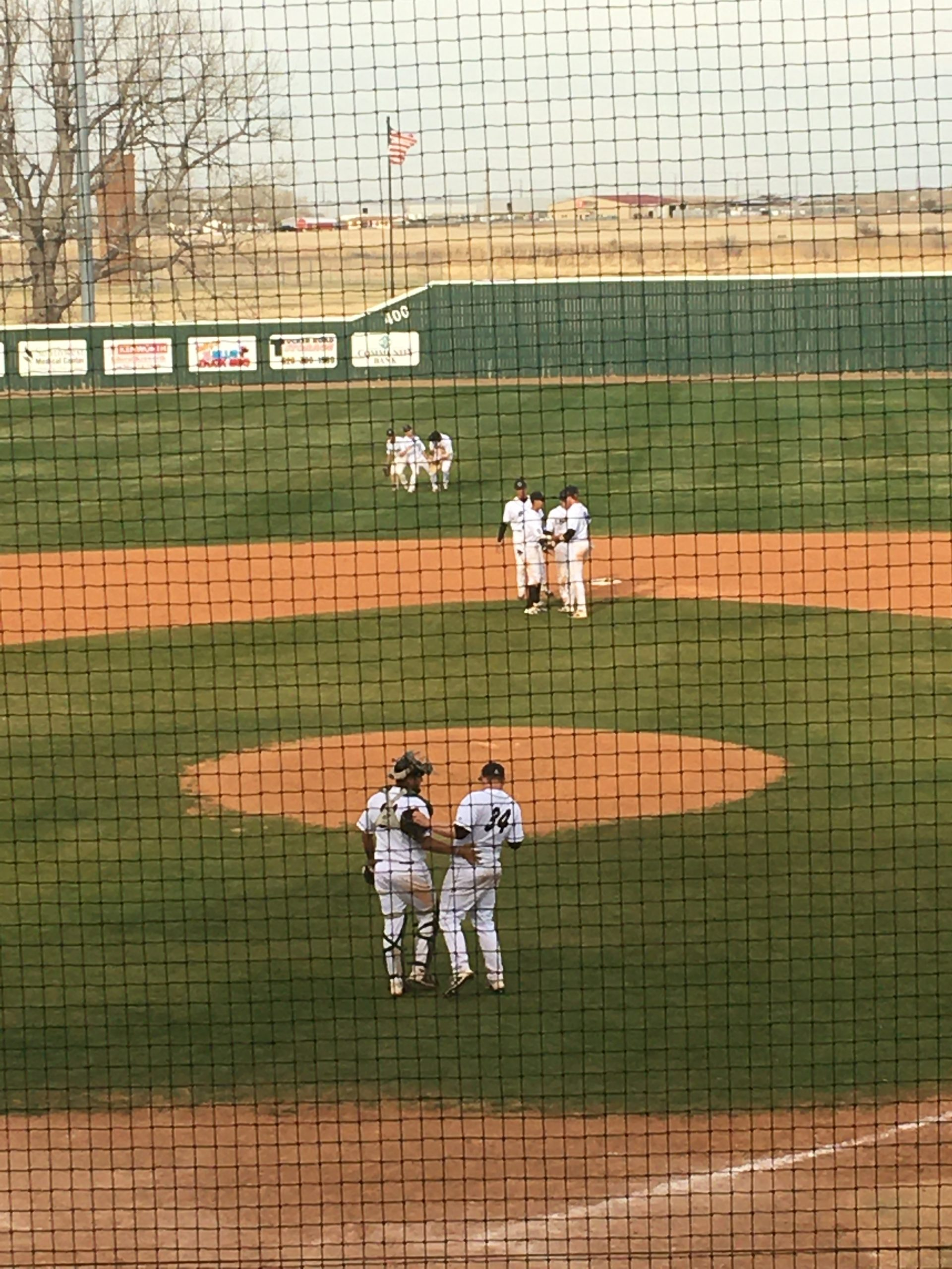 Saints Split Double Header with Hutch on Odd Day