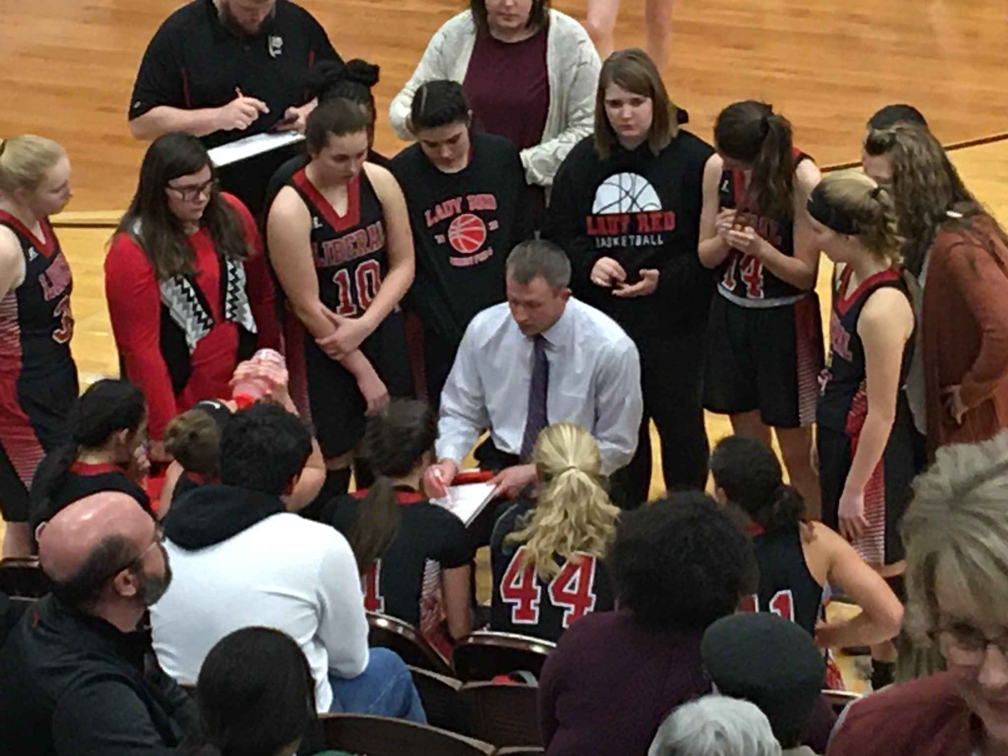 Kruger Steps Down as Lady Red Coach