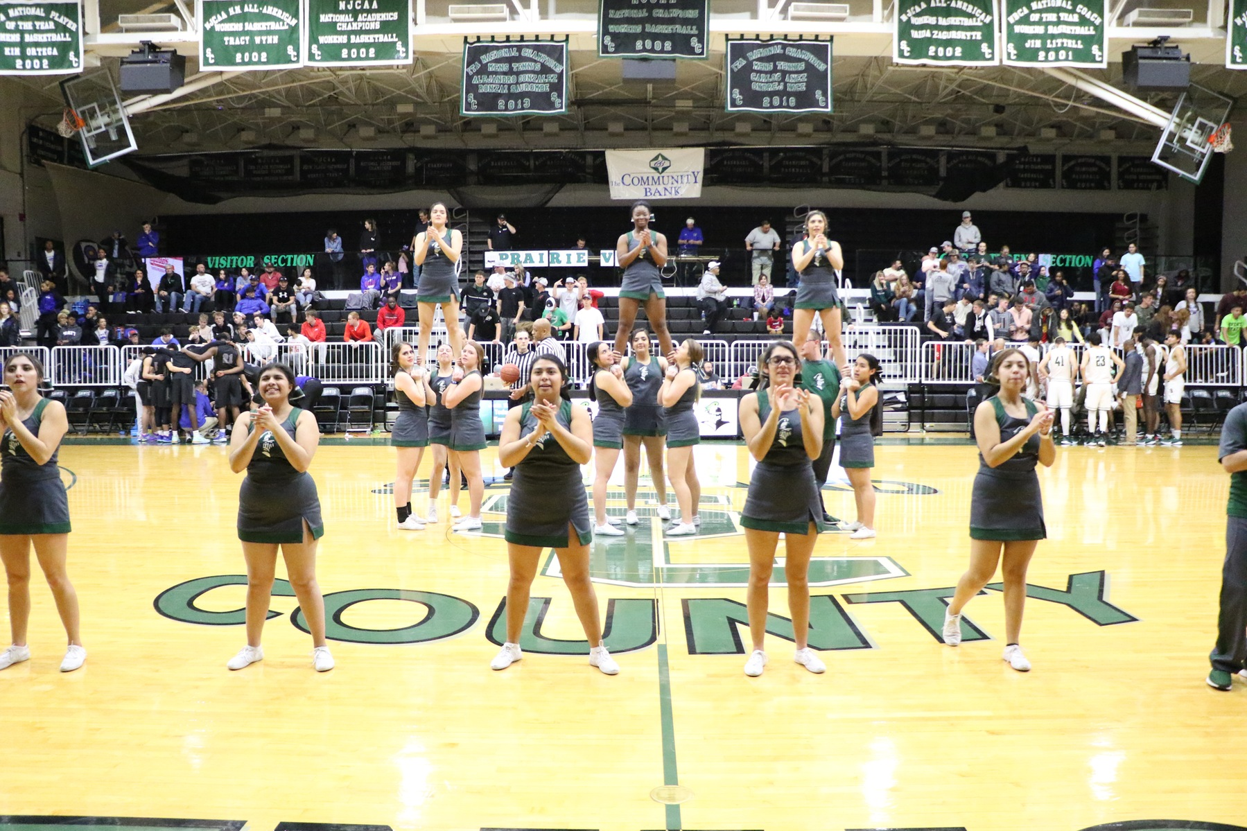 SCCC Set to Compete in Cheer Competition