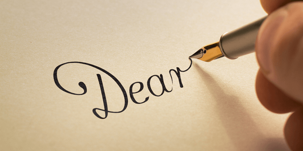 Letter to our Listeners
