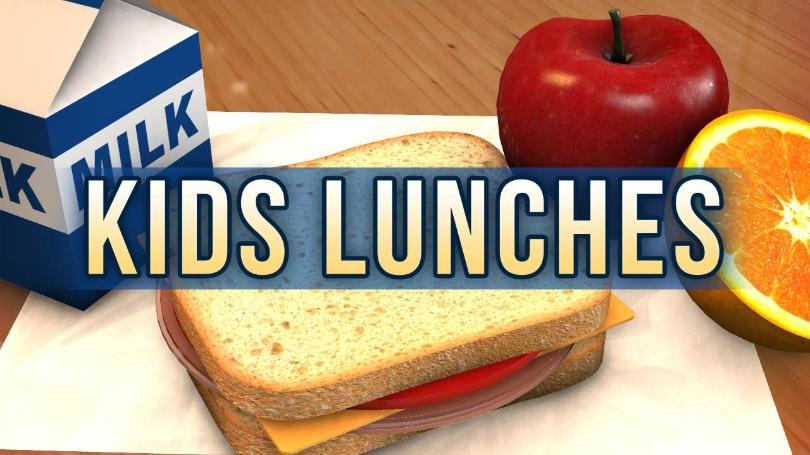 Parents Can Pick Up Meals for Children by Filling out Form