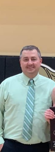 Clay Witt Takes Over as Principal at Tyrone High School