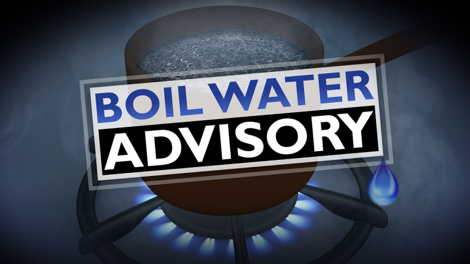 Boil Water Advisory Issued for the City of Rolla