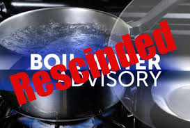 Boil Water Advisory Rescinded for the City of Rolla in Morton County