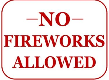 City of Liberal Bans Fireworks Due to Dry Conditions