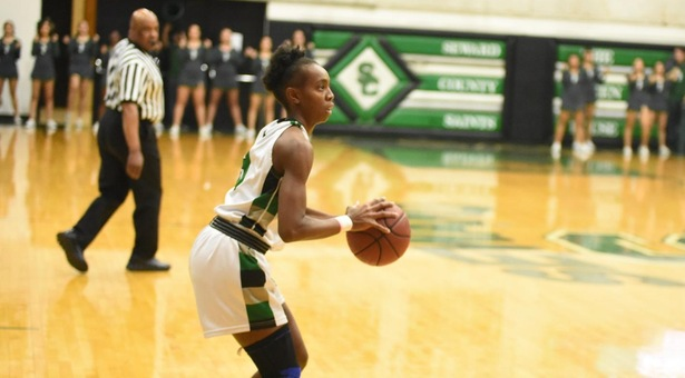 Seward's Mucubaquire Signs at Central Methodist