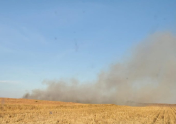 Seward County Fire Called to Grass Fire