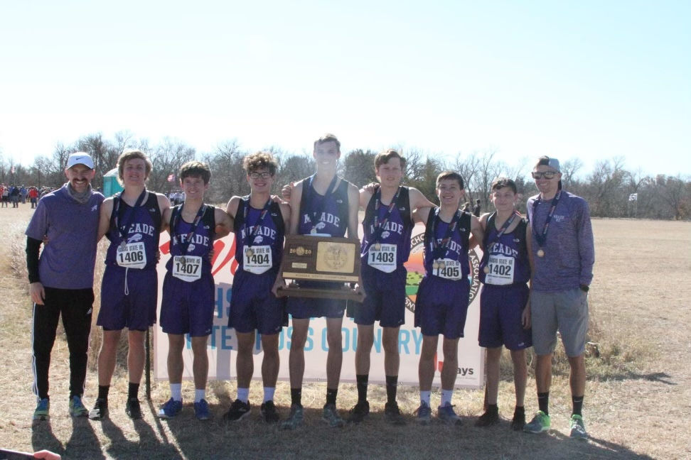 Meade Wins State Cross Country Title