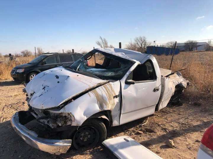 Two Vehicle Accident Injures Liberal Teen
