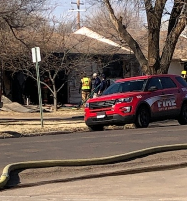 LFD Extinguish Residential Fire