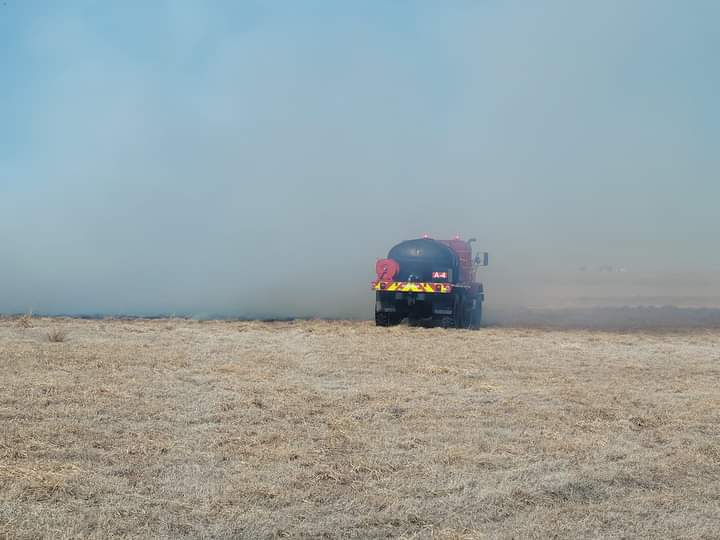 Seward County Fire Busy on Monday March 1st