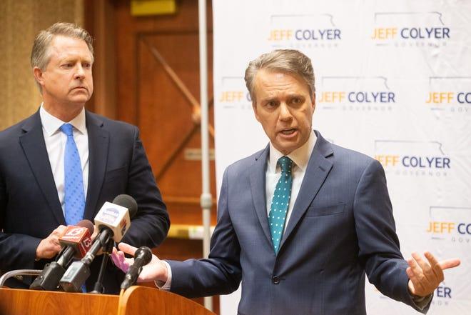 U.S. Sen. Roger Marshall Endorses Gov. Jeff Colyer