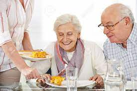 Dunaway Manor/Heritage Community offering free lunch to seniors every Friday, Saturday, Sunday.