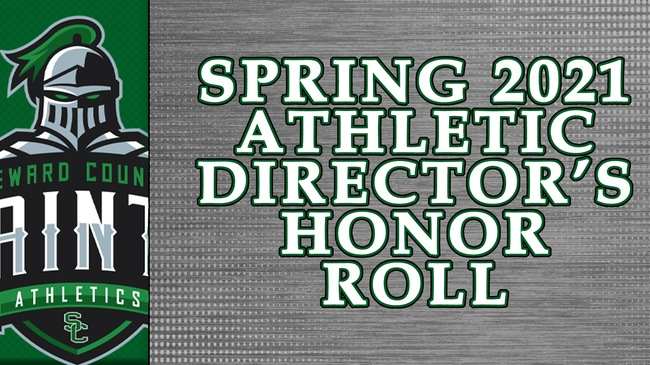 Saints Announce Spring 2021 Honor Roll
