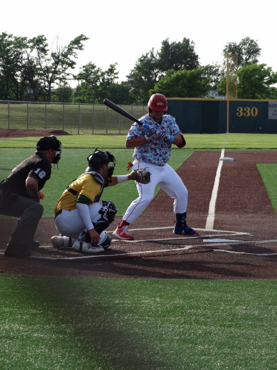 Bee Jays Clamp Down on Dodge City in KCLB Opener