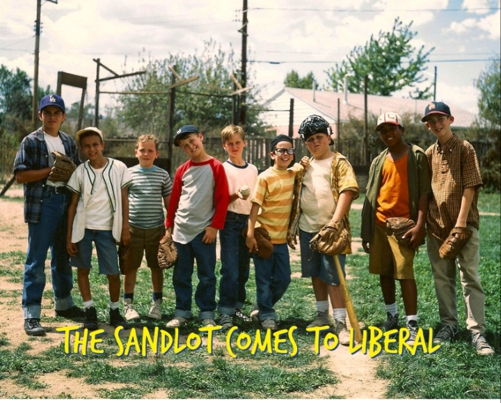 The Sandlot Comes to Liberal