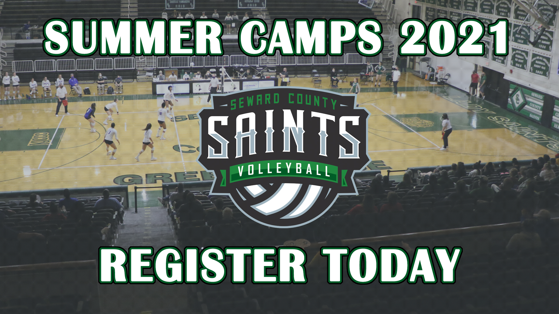 Seward Volleyball Hosts Camps and Leagues