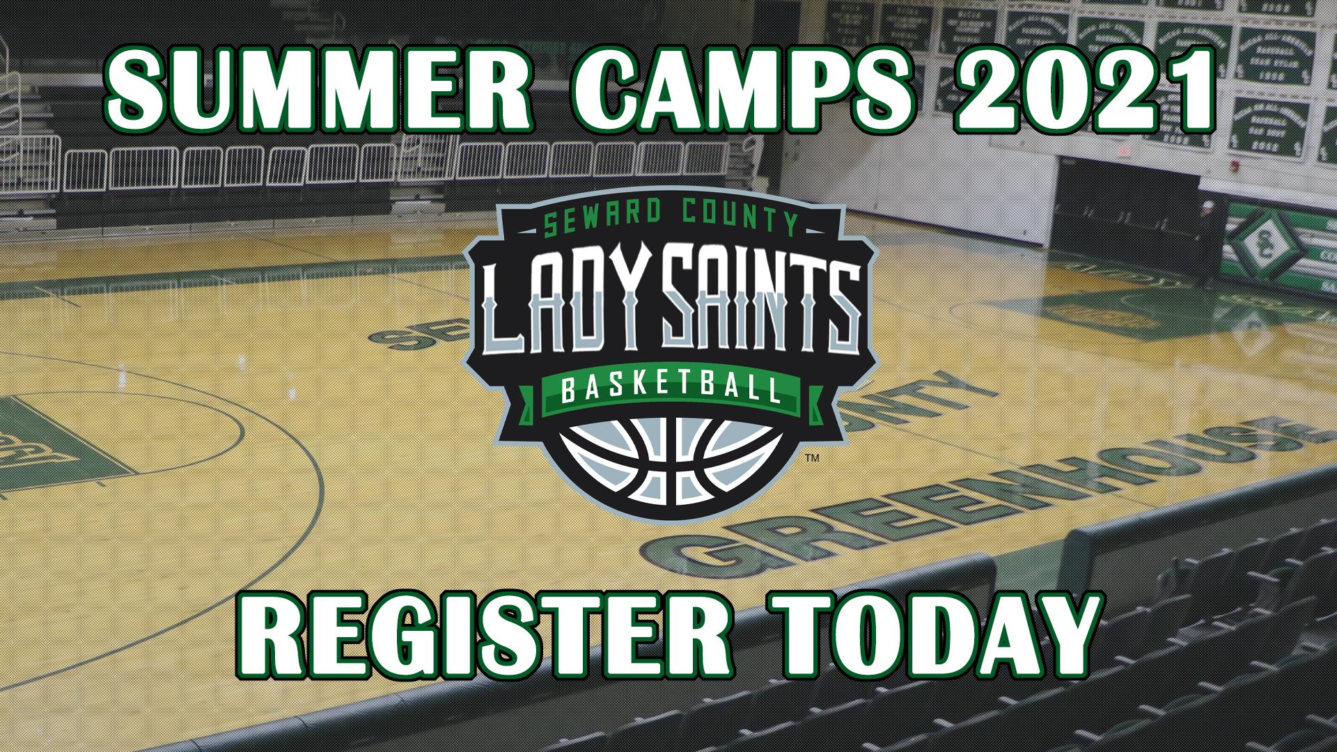 Lady Saints Camps Open for Registration