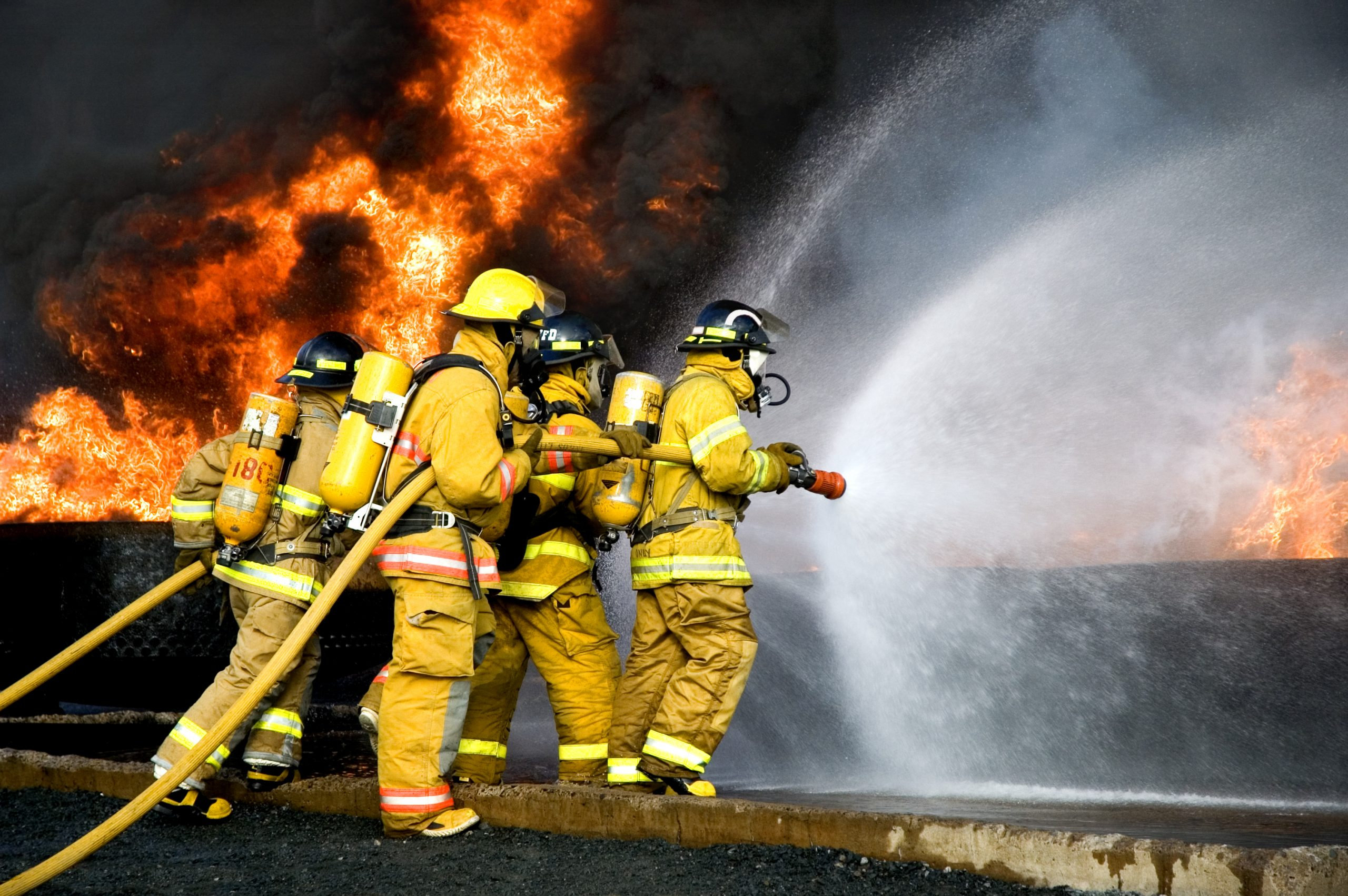 Kansas Insurance Department Distributes $15 million to local firefighters