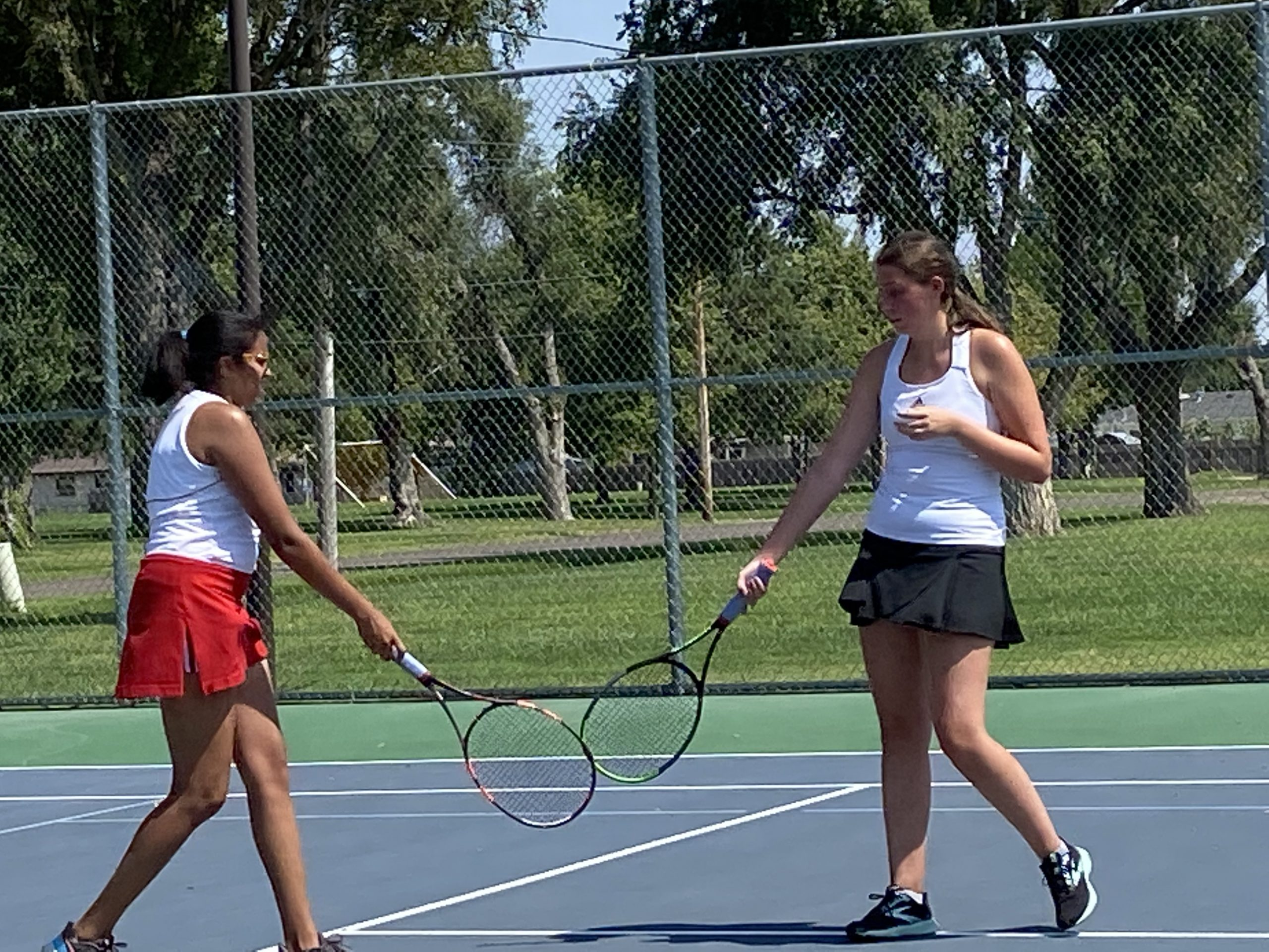 Liberal Tennis Wins Home Event