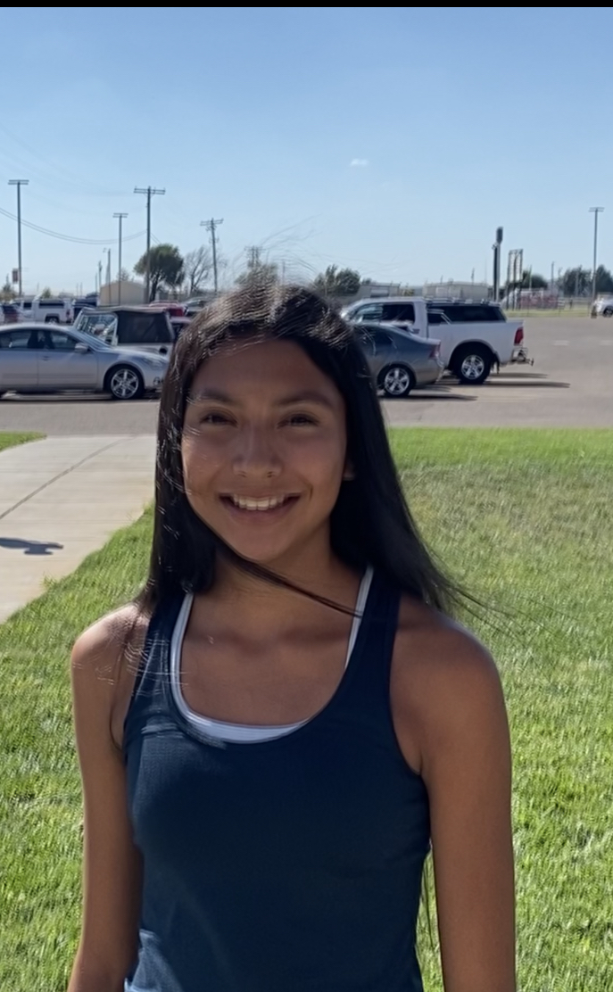 Daniela Cerda is Hay Rice and Associates Athlete of the Week
