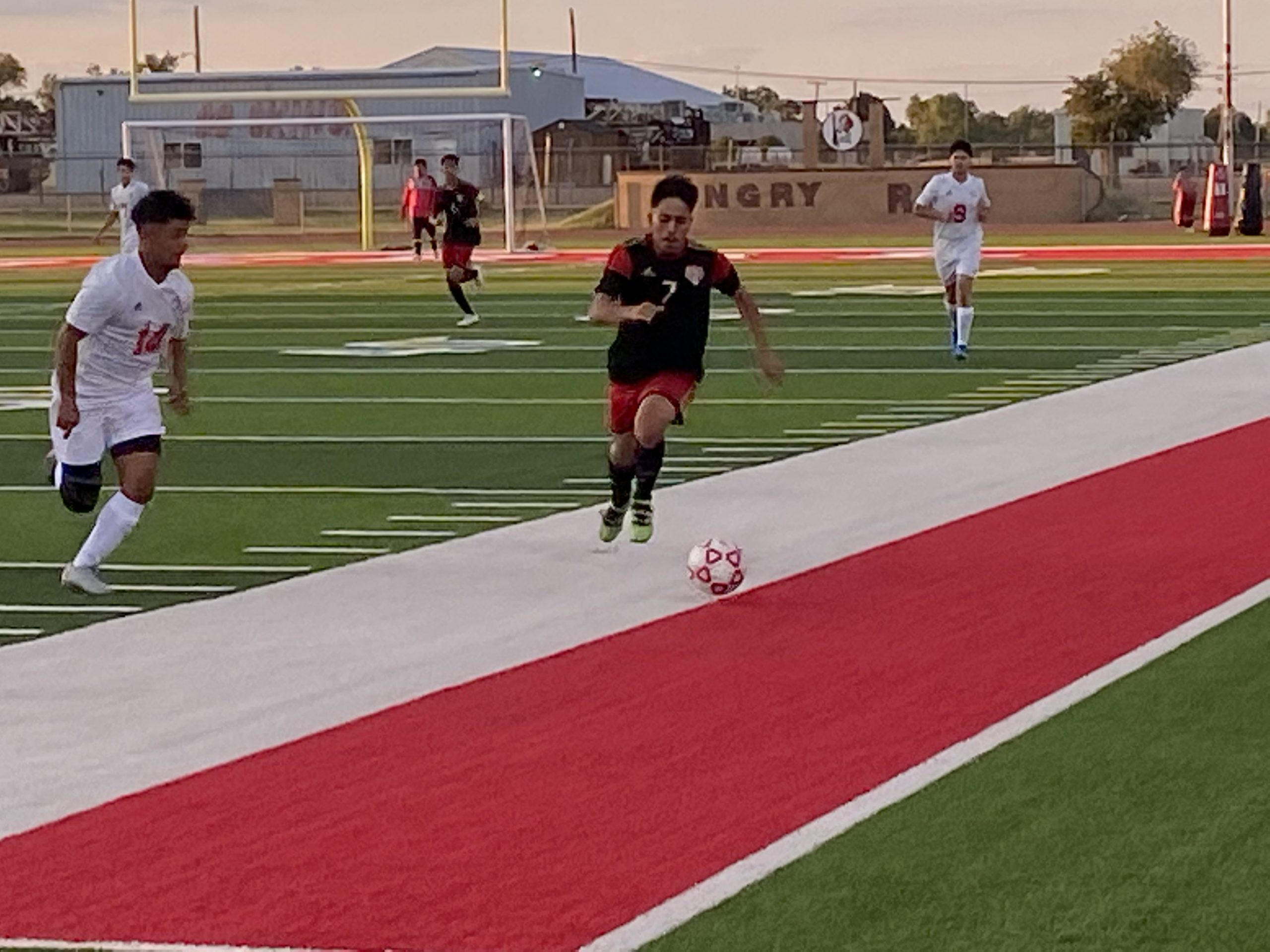 Great Bend Spoils Soccer Opener