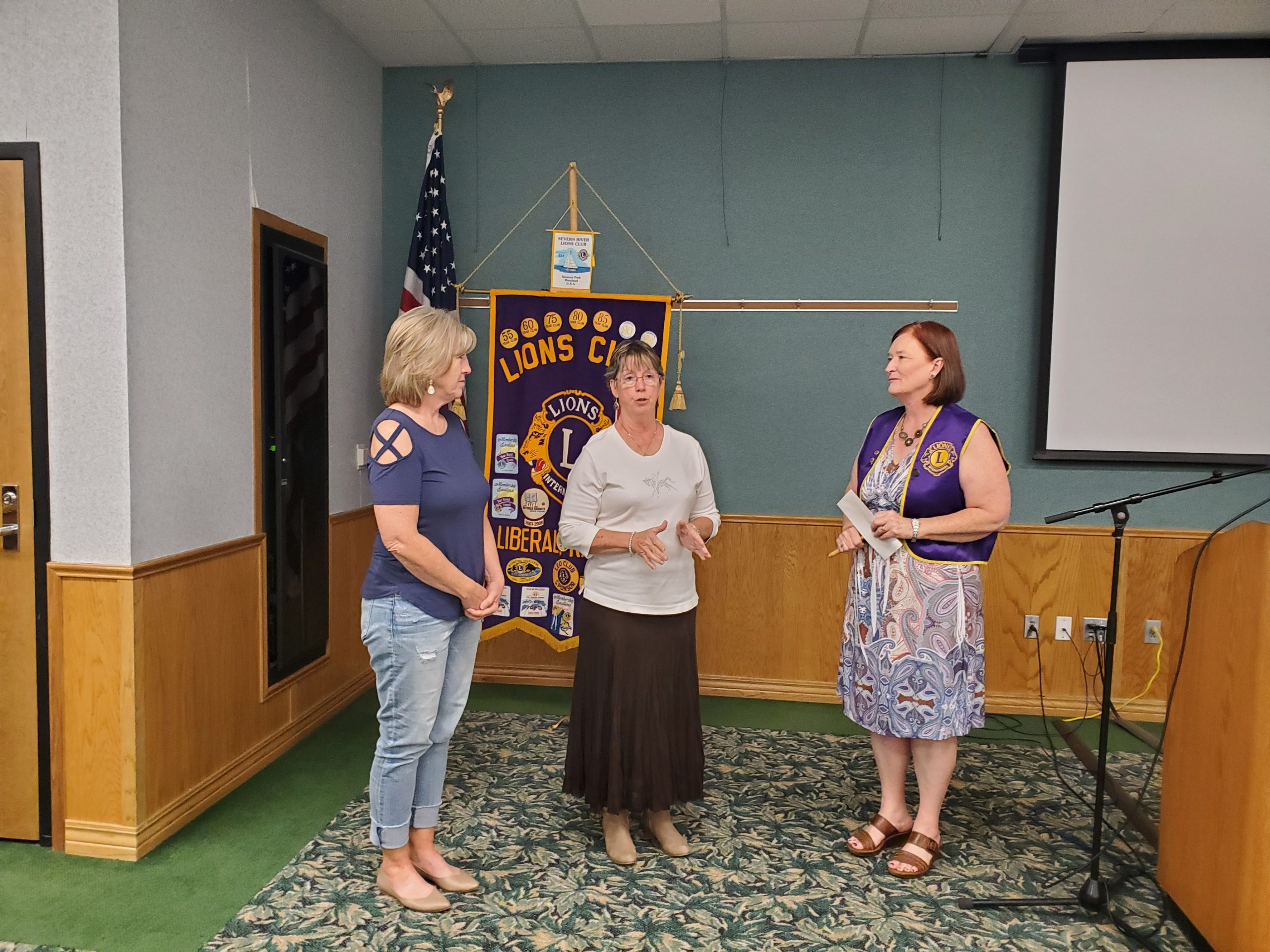 Liberal Noon Lions Club celebrates 100th Anniversary in Liberal