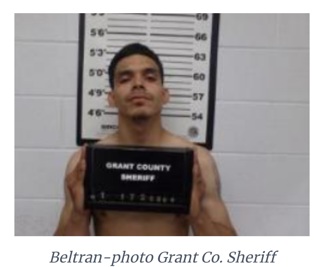 Escaped Felon Recaptured