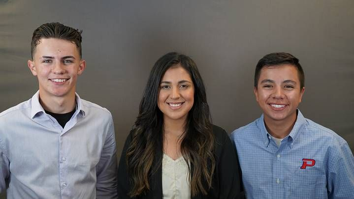 OPSU students selected for new program Three to serve with TCEC Board of Trustees
